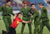 Việt Nam - Malaysia: Tung cảnh sát hình sự hóa trang đảm bảo an ninh