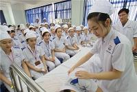 234 người tốt nghiệp khóa đào tạo tiếng Nhật cho ứng viên điều dưỡng, hộ lý khóa 6