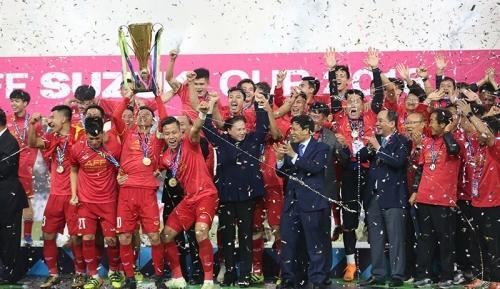 Thắng đẹp Malaysia, đội tuyển Việt Nam vô địch AFF Cup 2018