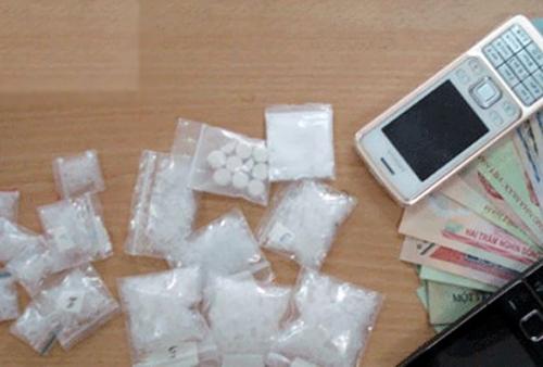 Triệt phá ổ nhóm ma túy tinh vi do 2 mẹ con điều hành mua bán
