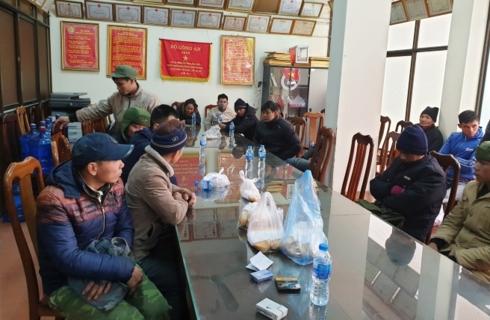 Bộ Công an phá đường dây buôn lậu lớn tại Lạng Sơn, thu 100 tấn hàng