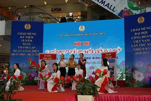 Phúc lợi đoàn viên: Góc nhìn từ quận Long Biên