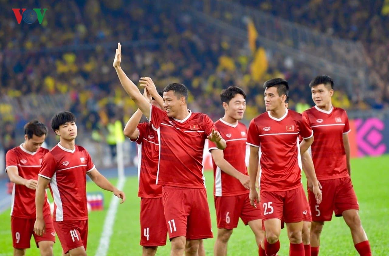 Đội tuyển Việt Nam bắt đầu World Cup 2022 từ vòng đấu loại thứ 2