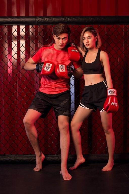 chi pu se mang ban hit dang gay sot toi chung ket the face vietnam