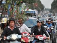 Công bố hotline tiếp nhận phản ánh về tình hình giao thông dịp Tết