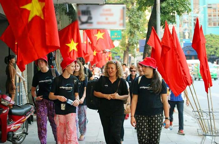 Lượng khách quốc tế đến Việt Nam xác lập kỷ lục mới