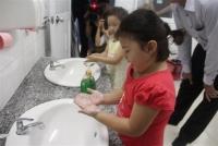 6 bước rửa tay được WHO khuyến cáo để phòng ngừa bệnh