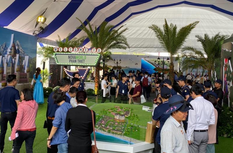 chinh thuc khai mac trien lam bds an tuong novaland expo 122019