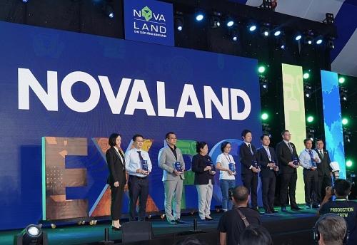 Chính thức khai mạc triển lãm BĐS ấn tượng - Novaland Expo 12/2019