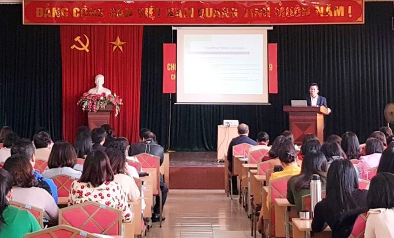 LĐLĐ quận Hoàng Mai: Chuẩn bị tốt  Hội nghị người lao động năm 2020