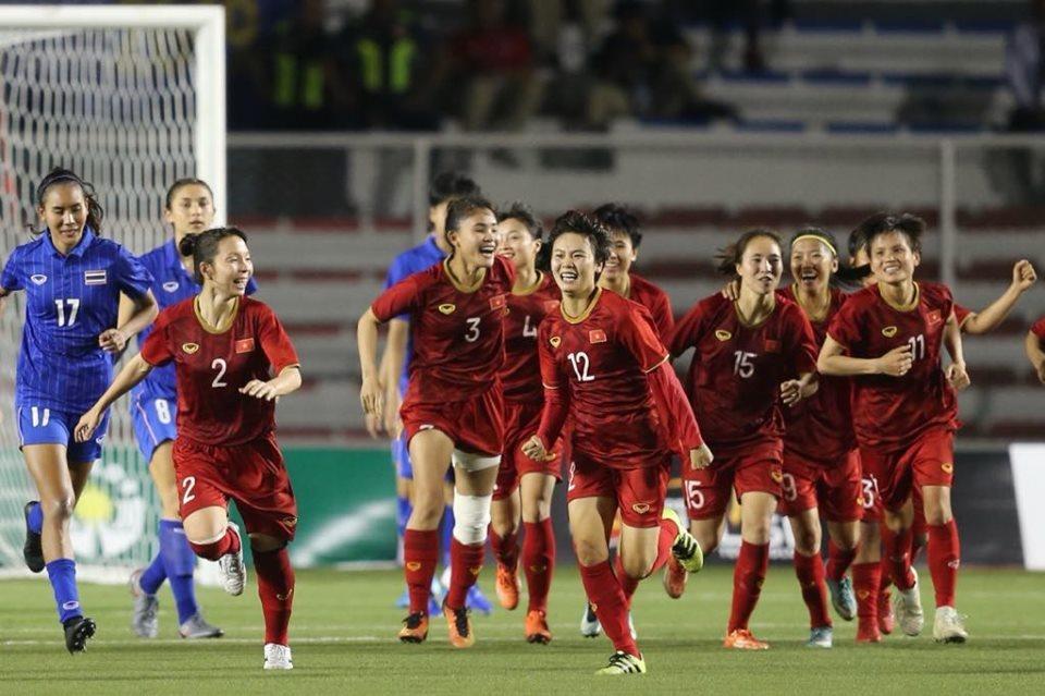 Tuyển nữ Việt Nam trước cơ hội lớn tham dự World Cup nữ 2023