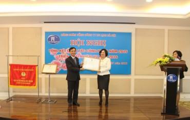 Công đoàn Tổng Công ty Du lịch Hà Nội: Chăm lo tốt cho người lao động