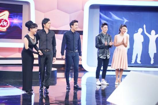 Á hậu Hoàng Oanh và hotboy Sơn Lâm đối đầu tập 6
