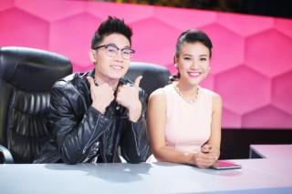 Á hậu Hoàng Oanh và hotboy Sơn Lâm đối đầu tập 6 'Người bí ẩn'