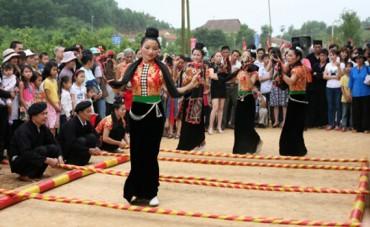 Sôi động ngày Văn hóa các dân tộc Việt Nam