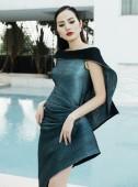 Hoa hậu Đông Nam Á Diệu Linh khoe đường cong tuyệt mỹ