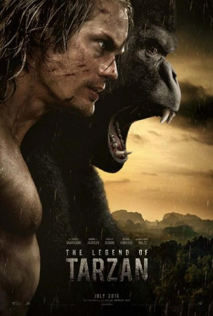 Chúa tể rừng xanh Tarzan hoành tráng sẽ trở lại vào tháng 7