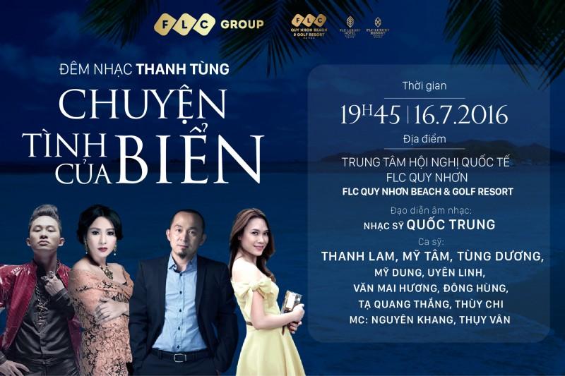 Quốc Trung – Thanh Lam tái hợp trong đêm nhạc Thanh Tùng