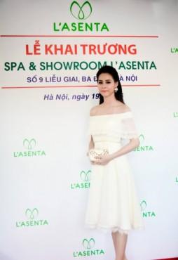 Hoa hậu biển 2016 Phạm Thùy Trang quyến rũ tại sự kiện