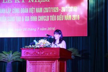 LĐLĐ quận Hoàng Mai: Biểu dương 74 'Sáng kiến sáng tạo' năm 2016