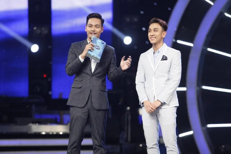 Vietnam Idol: Tùng Dương chia tay trong nuối tiếc