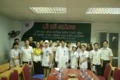 Bế giảng lớp bồi dưỡng kiến thức nền nghề Điều dưỡng
