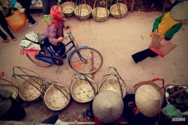 Cơ hội tham gia chợ quê tại Hà Nội