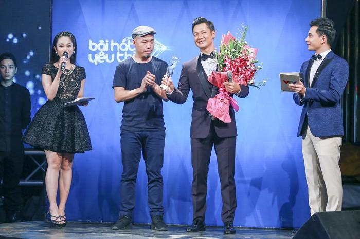 Hoài Lâm tiếp tục giành giải