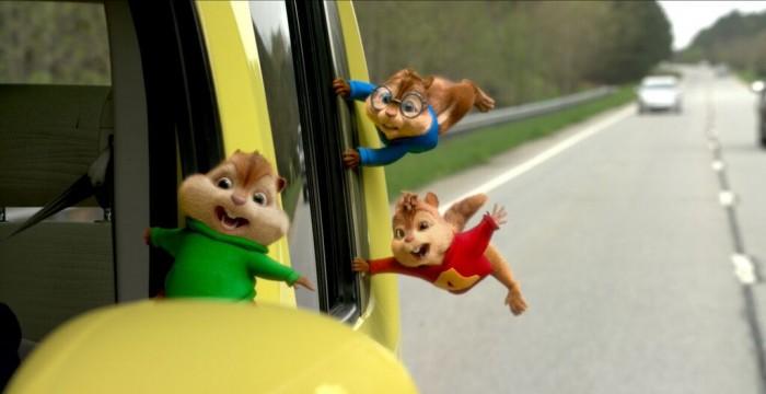 """Fan phấn khích với trích đoạn """"Quẩy cùng Alvin"""""""