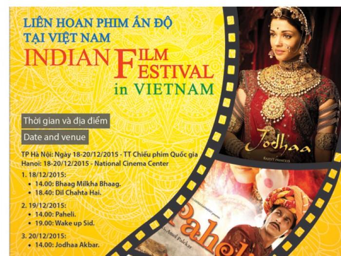 Cơ hội xem phim Ấn Độ miễn phí