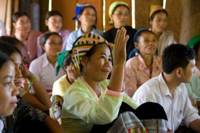 Tăng cường bình đẳng giới và nâng cao vị thế cho phụ nữ