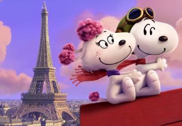 Giáng sinh vui nhộn cùng Snoopy