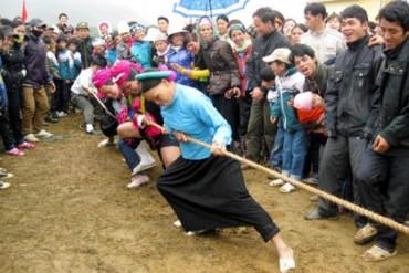 Tưng bừng hoạt động chào năm mới tại Làng Văn hóa - Du lịch các dân tộc Việt Nam
