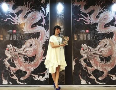 """Tiểu thuyết lịch sử """"Thành kỳ ý"""" của tác giả 8X ra mắt tại Hà Nội"""