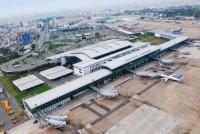 Lùi thời hạn sửa chữa đường cất hạ cánh Cảng Hàng không QT Tân Sơn Nhất