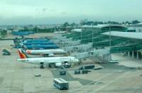 Vẫn sửa chữa đường bay Cảng hàng không Tân Sơn Nhất từ 10/4/2015