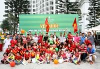 Vinhomes tổ chức chuỗi sự kiện Ngày hội thể thao Vinhomes 2015