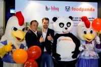 BBQ Chicken giảm giá 20% trên thực đơn tại foodpanda