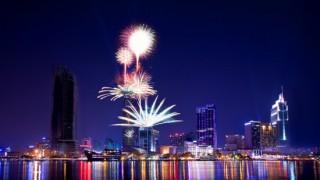 Pháo hoa với chủ đề'Đất nước trọn niềm vui' sẽ được bắn tại Bitexco Financial Tower