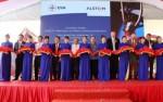 Lễ khánh thành Nhà máy phục hồi Tua-Bin khí đầu tiên tại Việt Nam.
