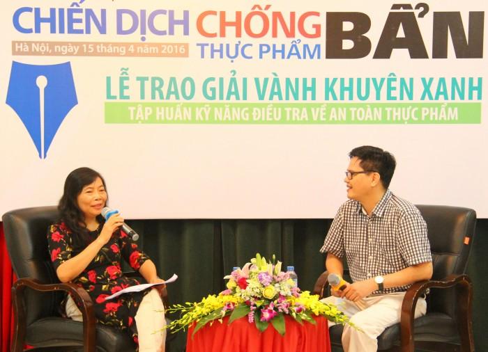 nhom chong thuc pham ban gui kien nghi len thu tuong