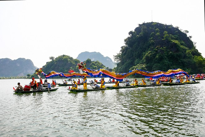 Nghìn thuyền tụ hội về di sản thiên nhiên thế giới