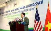 Hội thảo về năng lượng sạch, những giải pháp cho Việt Nam