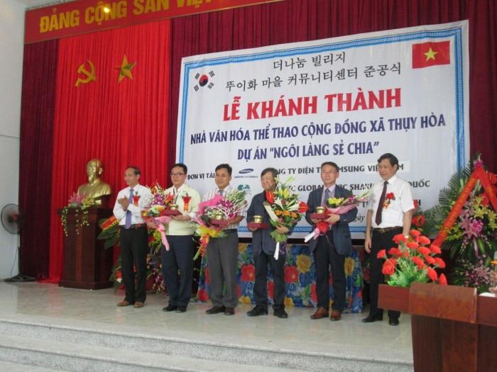 """""""Ngôi làng Sẻ chia"""" vun đắp ước mơ tại Bắc Ninh"""