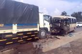 105 vụ TNGT, 74 người chết, 103 người bị thương trong 3 ngày nghỉ lễ