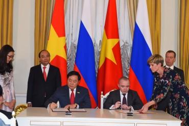 TNG Holdings và Văn phòng Tổng thống LB Nga FGUP ký biên bản ghi nhớ