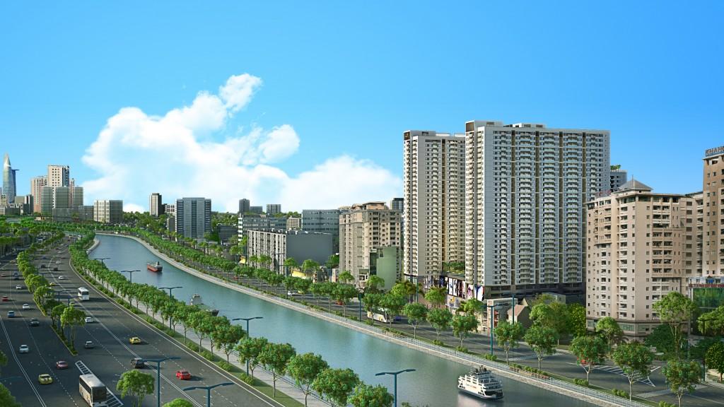 TNR Holdings được vinh danh trong top 10 nhà phát triển bất động sản hàng đầu