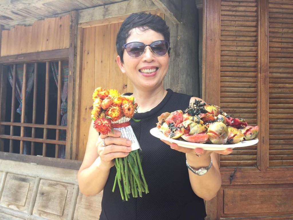 salad man ban da thu chua