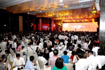 1.500 khách hàng tham dự Lễ ra mắt Vinhomes Thăng Long