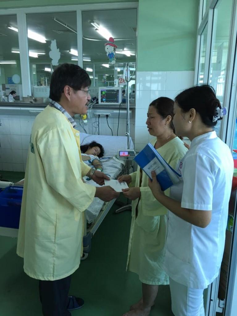 Bảo Việt tạm ứng bồi thường cho nạn nhân vụ chìm tàu Thảo Vân
